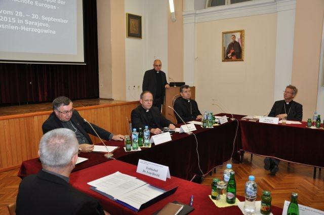 Započeo Susret biskupa i savjetnika zaduženih za medije njemačkog govornog područja
