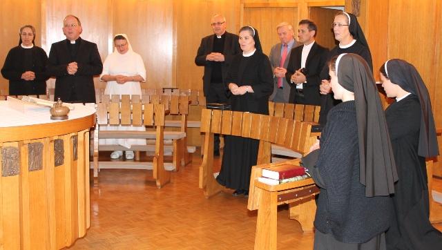 Mons. dr. Ulrich Neymeyr, biskup iz njemačkog grada Erfurta, u posjeti našoj zajednici na Bjelavama