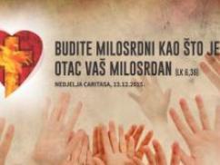 Poruka predsjednika Caritasa BK BIH za Nedjelju Caritasa, 2015.