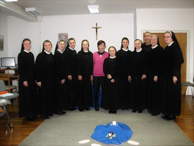 Kloštar Ivanić: Seminar za sestre s privremenim zavjetima