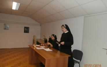 Držićeva: Susret vjeroučiteljica uz Katehetsku zimsku školu u 2016.