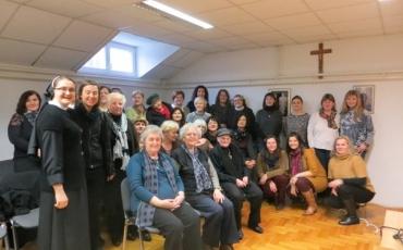 Zagreb – Držićeva: Duhovna obnova za žene