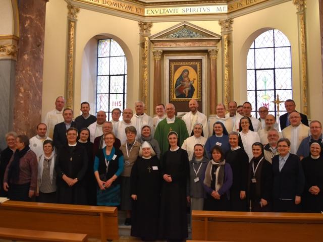 Generalna skupština unije europskih konferencija viših redovničkih poglavara i poglavarica