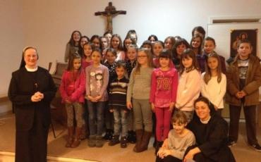 Livno: Korizmena duhovna obnova za učenike glazbene radionice i njihove roditelje