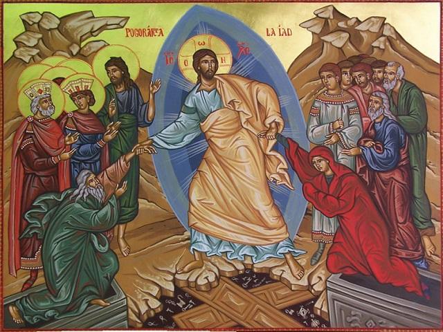 Znaš li da je za te Isus uskrsnuo?