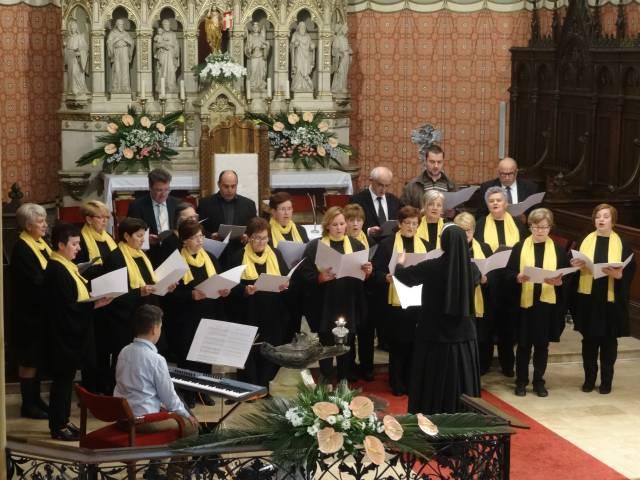 Sarajevo: Susret zborova Vrhbosanske nadbiskupije