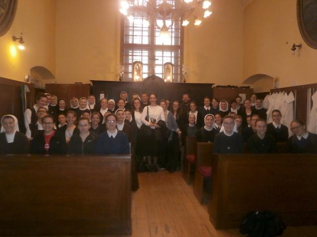 Izlet Novicijatske škole