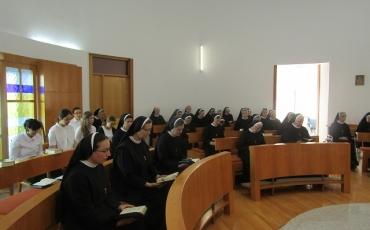 Kloštar Ivanić: Proslavljen patron Provincije i 10. obljetnica od doživotnih zavjeta