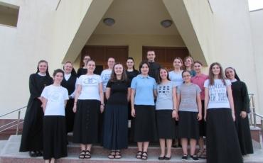 Bijelo Polje: Duhovne vježbe za kandidatice