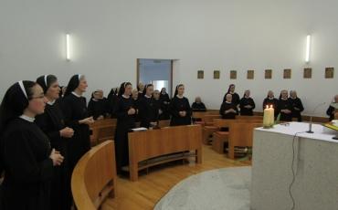 Kloštar Ivanić: Obnova privremenih redovničkih zavjeta