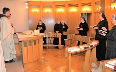 Proslava svetkovine sv. Franje u provincijalnoj kući na Bjelavama