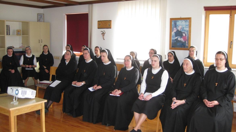Repnje: Međuprovincijski seminar za sestare s privremenim zavjetima