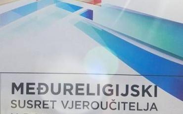 Međureligijski susret vjeroučitelja u Bosni i Hercegovini