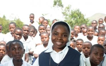 U DR Kongu ubijena s. M. Clara Agano Kahambu