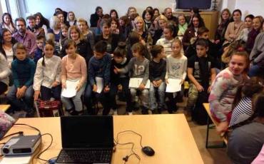 Gorica/Livno: Roditelji i djeca na druženju s Gospodinom