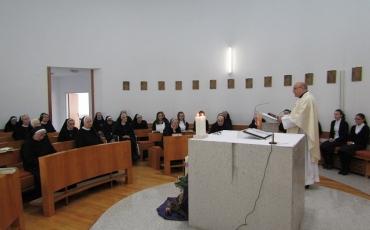 Kloštar Ivanić: Proslava svetkovine Bezgrešnog začeća BDM