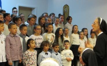 """Livno: Božićni koncert glazbene radionice """"Canticum"""""""
