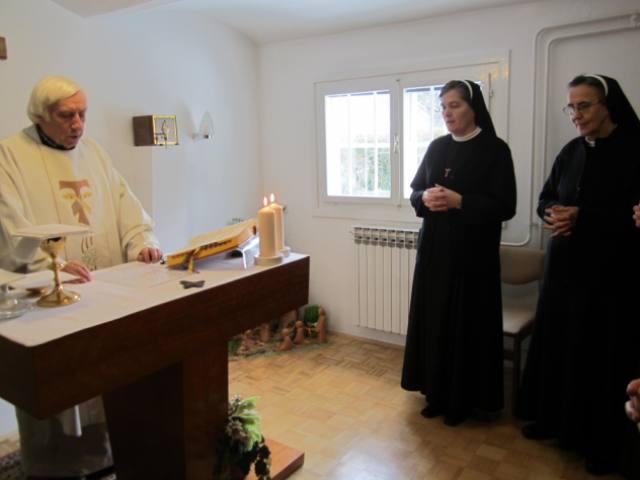 Proslava svetkovine Bogojavljenja na Gornjem Prekrižju