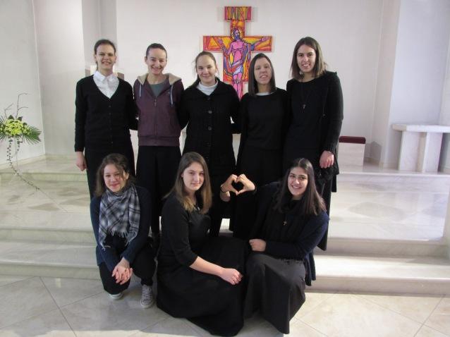 Zadar/Arbanasi: Duhovne vježbe za kandidatice