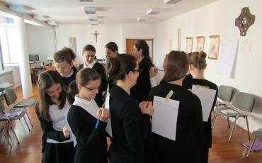 Kloštar Ivanić: Osnovni trening za nenasilno djelovanje