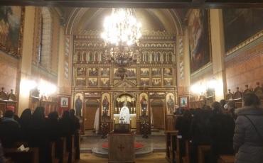 Zagreb: Sudjelovanje na liturgiji sv. Ivana Zlatoustog