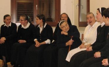 Međuprovincijski susret novakinja i postulantkinja u Zadru