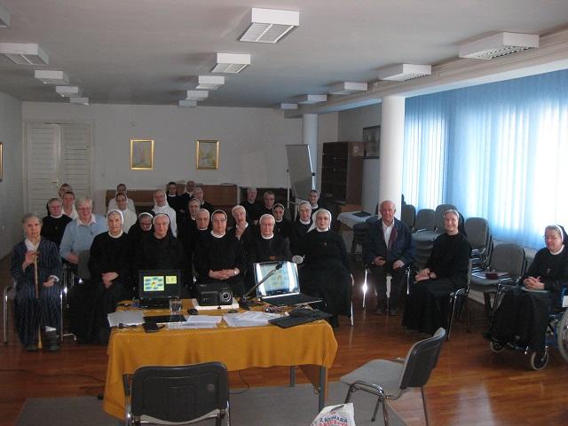 Seminar o Pravilu i životu Trećeg samostanskog reda svetoga Franje