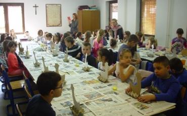 Kozari Bok: Uskrsna radionica