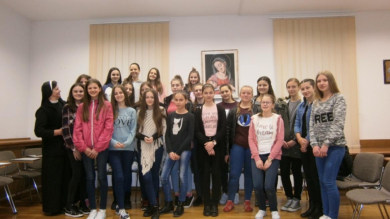 Bugojno: Seminar za djevojke