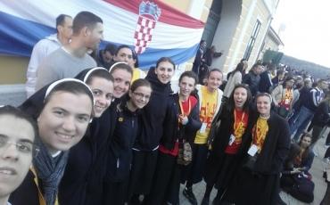 Osobni osvrti na Susret hrvatske katoličke mladeži u Vukovaru