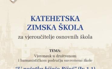 Katehetska zimska škola 2011.