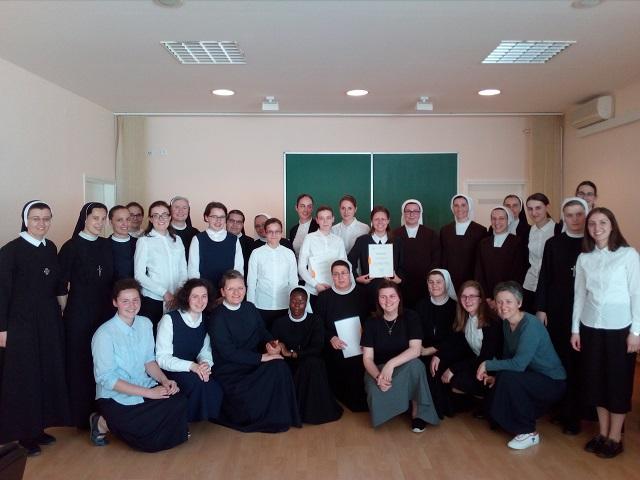 Dodijeljene diplome Novicijatske škole
