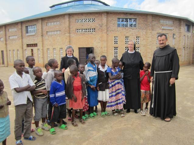 Posjet misijama u Africi