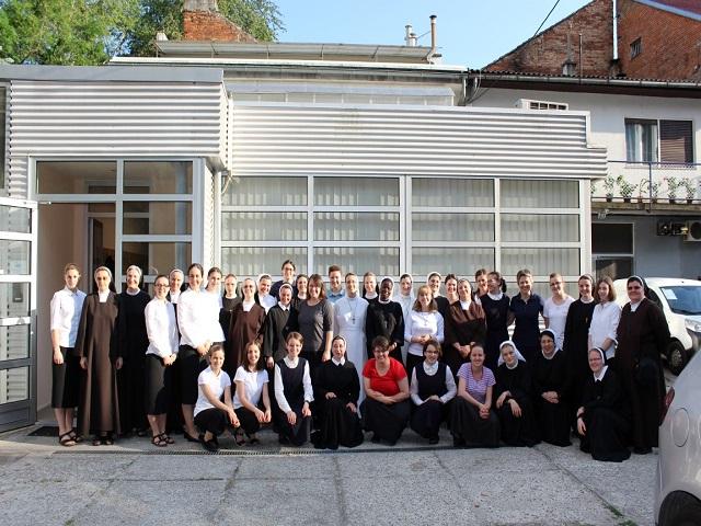 Stručni edukacijski seminar za redovničke pripravnice