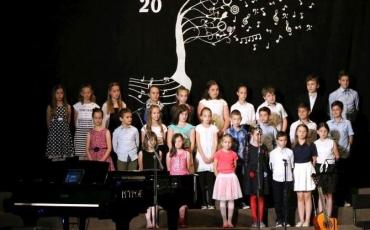 Proslavljen 20. rođendan Osnovne glazbene škole u Jajcu