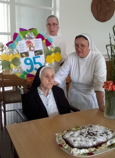 Proslava 95. rođendana