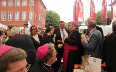 Ređenje biskupa Mainza mons. Petera Kohlgrafa