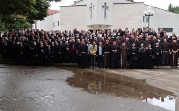 Franjevački samostan Humac: XX. redovnički dan