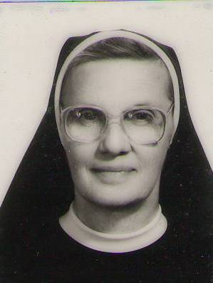 Preminula naša s. M. Benjamina (Marija) Mutić