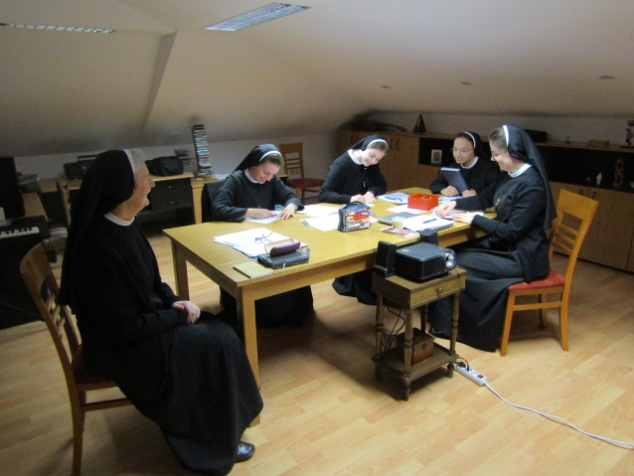 Kloštar Ivanić: Susret sestara s privremenim zavjetima