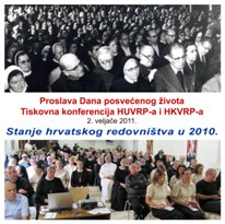 Dan posvećenog života u Zagrebačkoj nadbiskupiji