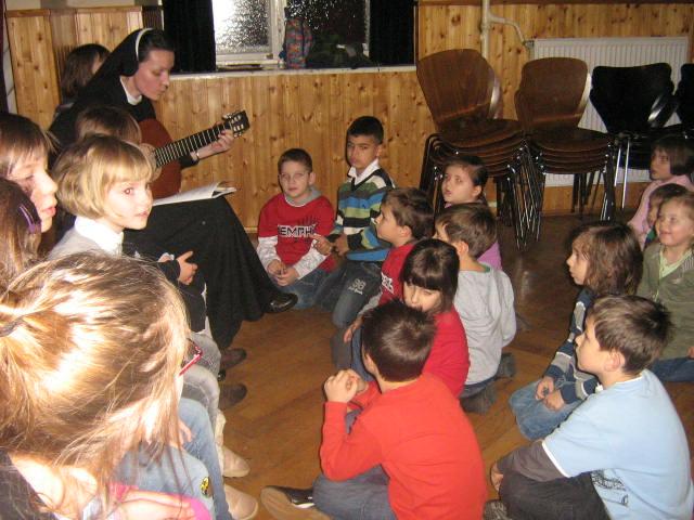 Vjerske radionice za djecu i roditelje u HKM u Beču