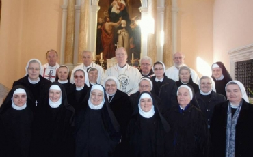 Susret redovnika i redovnica Hvarskoga dekanata