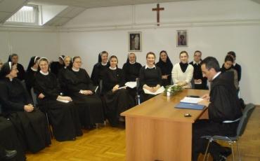 Seminar o liturgiji u Držićevoj