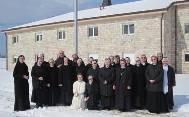 Članice  HUVRP posjetile našu zajednicu na Gorici u Livnu