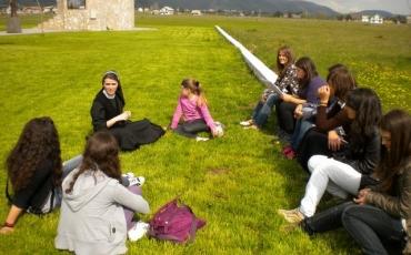Mladi srednje Bosne u Suhom Polju