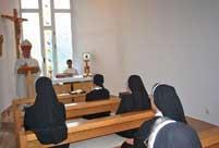 Proslava svetkovine Presvetog Trojstva, partona našeg samostana u Jajcu