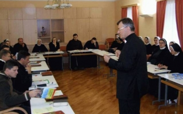 """Mladi – znak i izazov pastorala duhovnih zvanja"""