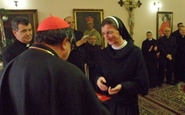 Kardinal Puljić podijelio priznanja