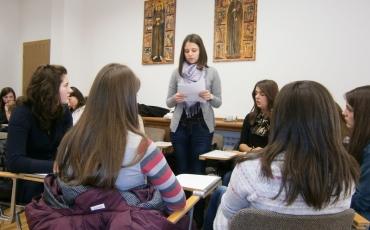 Seminar za djevojke srednje škole